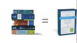 NIV Essentials Study Bible Trailer