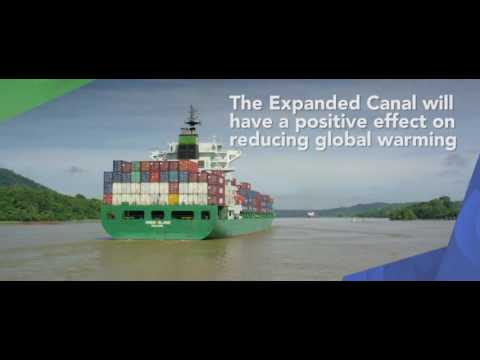 Panama Canal - The Great Connection: The Green Connection (2)