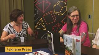 Pelgrane Press Presents New RPGs - Gen Con 2018 Game Preview