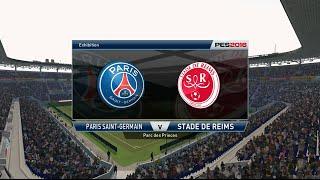 Video Gol Pertandingan Paris Saint Germain vs Stade De Reims