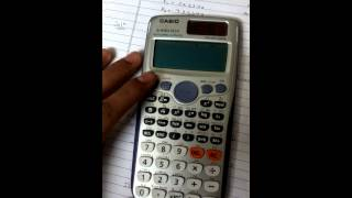 How to calculate sinh,cosh,tanh using calculator
