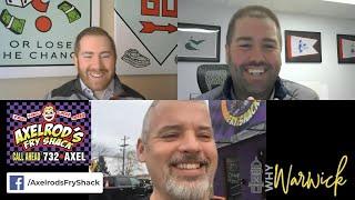 Why Warwick | Axelrod's Fry Shack (Season 2, Episode 4)