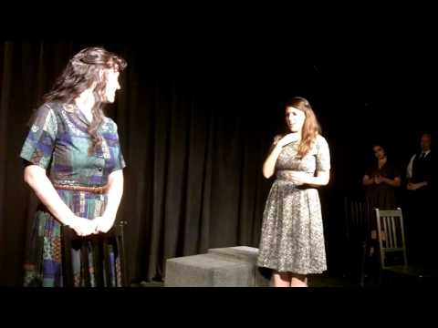 Tennessee Williams Improvised Show Six 5/25/16