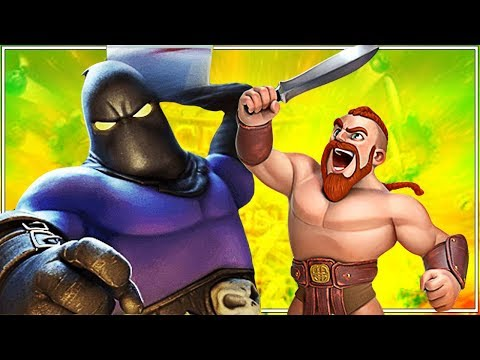 Castle Crush - Executioner! Ep. 4 Clash in Free Strategy Card Games Android Gameplay