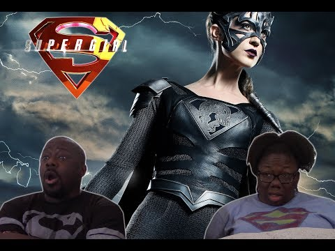 SUPERGIRL 3x10 REACTION!! {Legion of Super-Heroes}