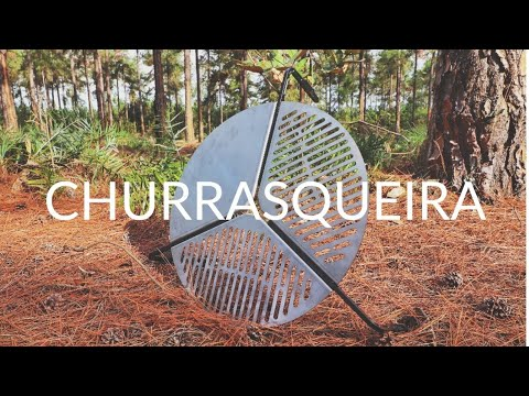 CHURRASQUEIRA DE ESTEPE SERIAL TRIPPERS