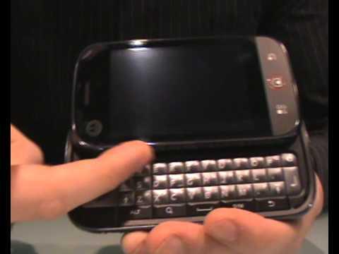 Motorola Dext Review Part 1