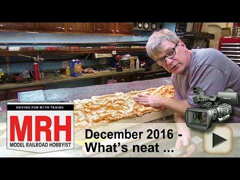 What's neat - Dec 2016 column | Model railroad tips | Model Railroad Hobbyist | MRH
