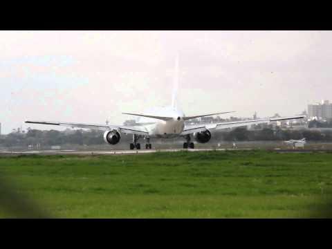 TAKE OFF DECOLAGEM N316CM ATI Boeing 767-338(ER)(BDSF) (CN 24146) (Ex N6055C VH-OGA)