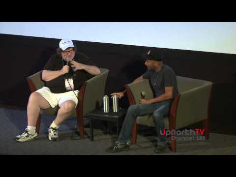 TCFF Panel 2014 ONE-ON-ONE CONVERSATION WITH MICHAEL MOORE AND TOM MORELLO