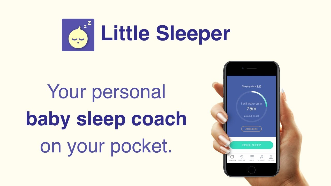 Little Sleeper Your Personal Baby Sleep Coach In Your Pocket