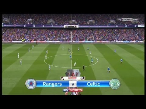 Rangers v Celtic - 29th Apr 2017 - SPFL Premiership (Highlig