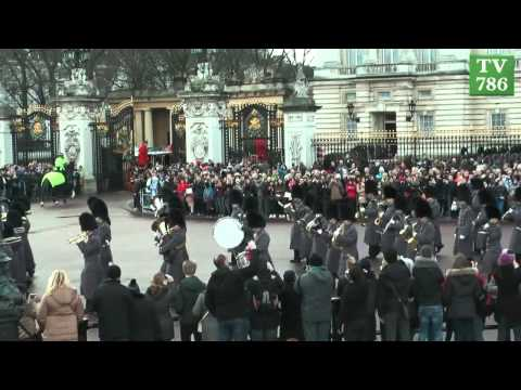 Pakistan High Commissioner's credential ceremony at Buckingham Palace