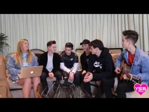 WHY DON'T WE: INTERVIEW & LIVE STREAM!