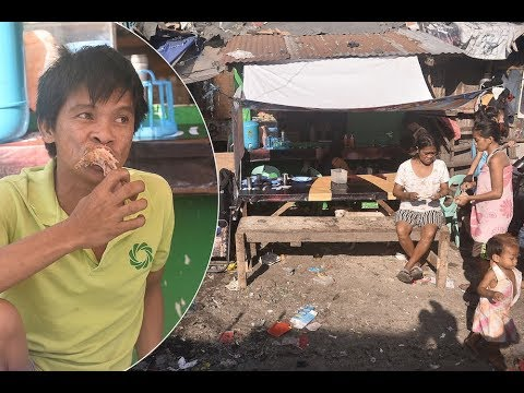 Inside The Filipino Slums Selling 'Pagpag' Recycled Food
