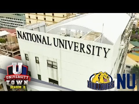National University | University Town | July 23, 2017