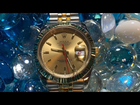 Rolex Turn-O-Graph 116263 Overview