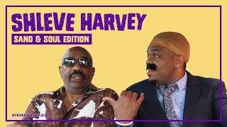 Shleve Harvey takes on Sand & Soul, Mexico 🇲🇽