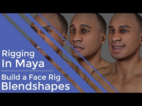 #RiggingInMaya | Part