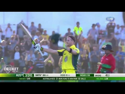 Unstoppable Smith posts another ton