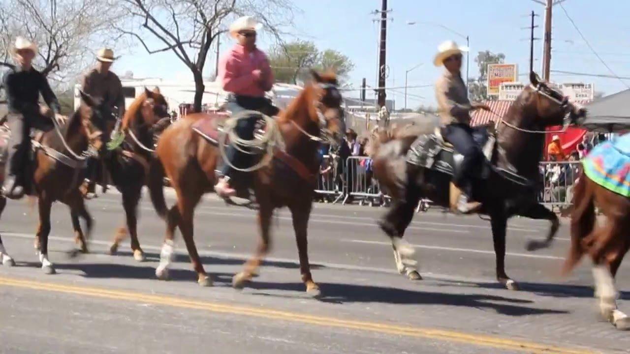 Tucson Az Rodeo Parade Youtube