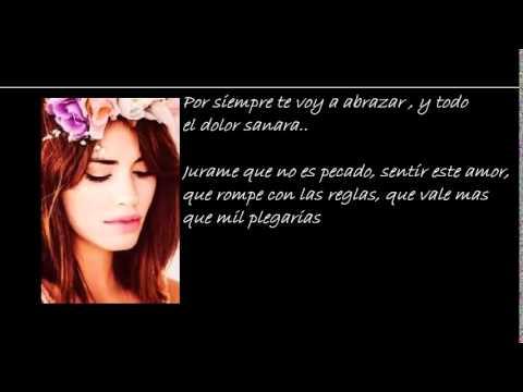 Jurame - Lali Esposito Letra