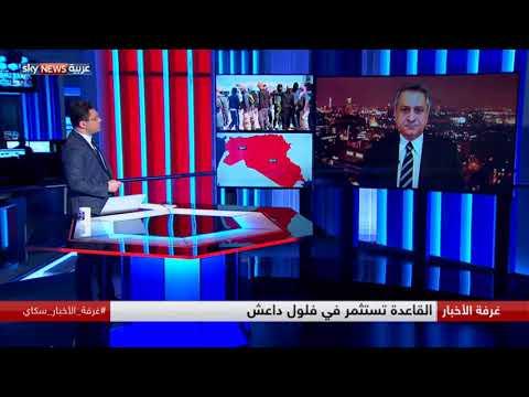 القاعدة تستثمر في فلول داعش  - نشر قبل 6 ساعة