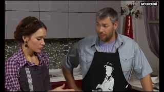 Моя кухня 42: Виктория Панина, салат из печени