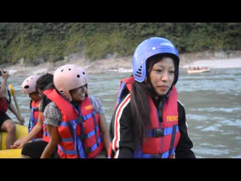 Brahmaputra River Rafting @student trip