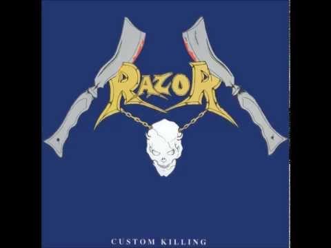 Razor | Custom Killing | Full Album