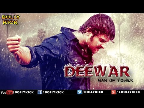 Deewar Man Of Power | Hindi Dubbed Movies 2019 Full Movie | Prabhas | Action Movies