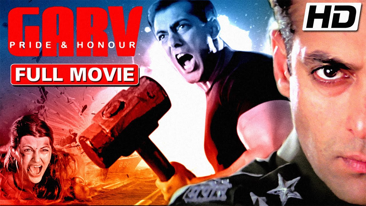 Download सलमान खान की बेहतरीन हिंदी एक्शन मूवी  | Garv Full Movie With English Subtitles | ब्लॉकबस्टर मूवी