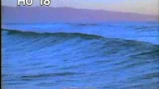 Crashing Waves Aerials 35mm 1 - Ocean Waves - Big Waves - Best Shot Footage - Stock Footage