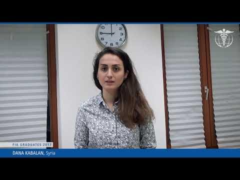 Dana Kabalan - Syria