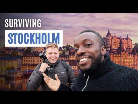 No Money In Stockholm Sweden