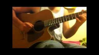Someday - Flipsyde (Acoustic Guitar Solo) אופיר כהן - מורה לגיטרה בחדרה