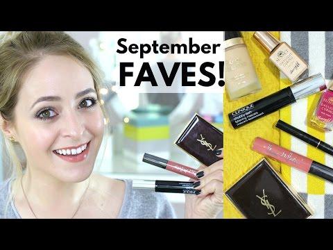 September Beauty Faves! | Fleur De Force