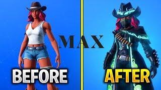 Max Calamity Skin/Decent player/ 10k+ kills/ Fortnite season 6