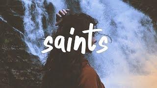 Echos   Saints (lyric Video)