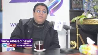 أحمد آدم : لم أخسر أصدقاء بسبب السياسة.. وأتجنب مصدري الطاقة السلبية.. فيديو وصور
