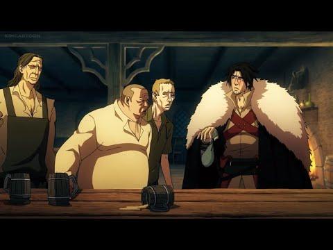 Castlevania (Netflix) Bar fight part 1