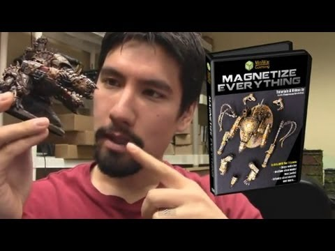 Learn How to Magnetize Your Miniatures!