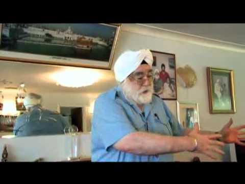 Remembering partition - Mohinder Paul Singh Bedi