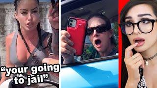 Karens Who Got Caught On Electronic Camera  | NewsBurrow thumbnail