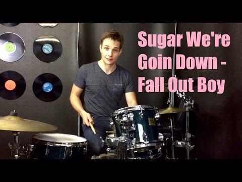 Sugar We're Goin Down Tutorial - Fall Out Boy