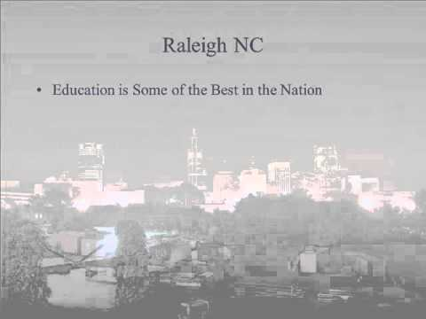 Five Things to Love About Raleigh NC