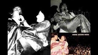 Kab Ke Bichhde Hue Hum Aaj – Lawaaris [1981] - Kishore Kumar - Asha Bhosle –Kalyanji Anandji