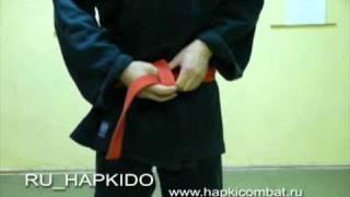 как завязать пояс(Способы завязывания пояса., 2010-12-19T18:57:20.000Z)