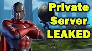 City of Heroes Private Server Is REAL   TOP SECRET