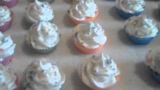 Cupcake Soy Wax Tarts